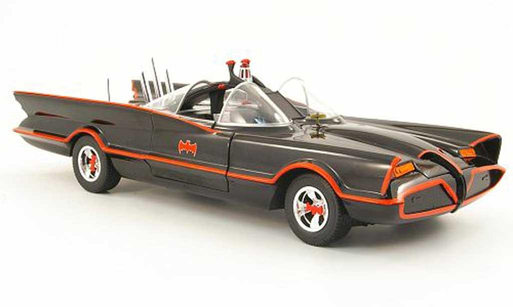 Batmobile 1966 1/18 Hot Wheels tv-serie miniature