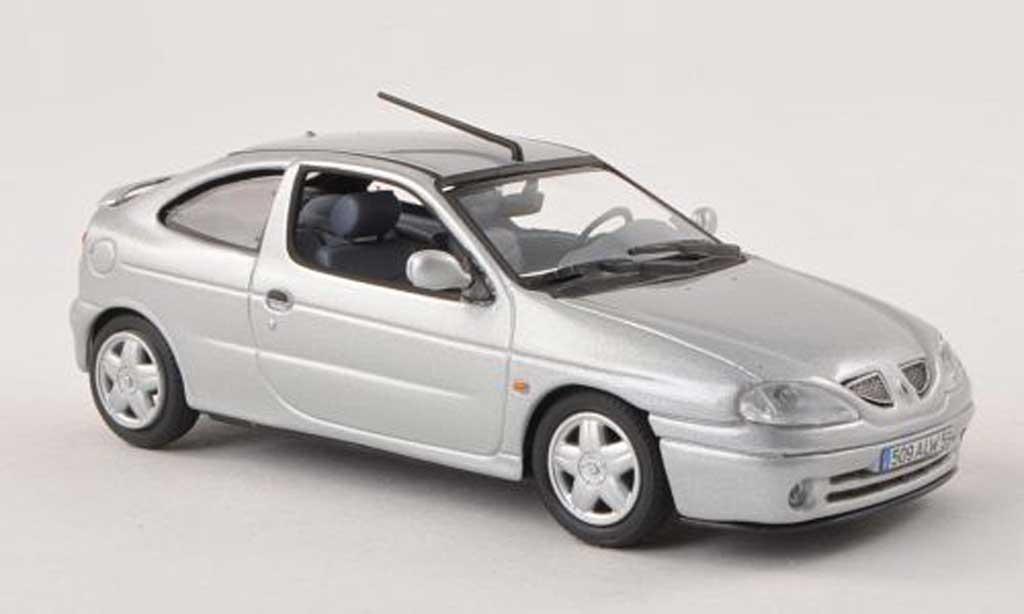 Renault Megane 1/43 Norev Coupe d  2001 miniature