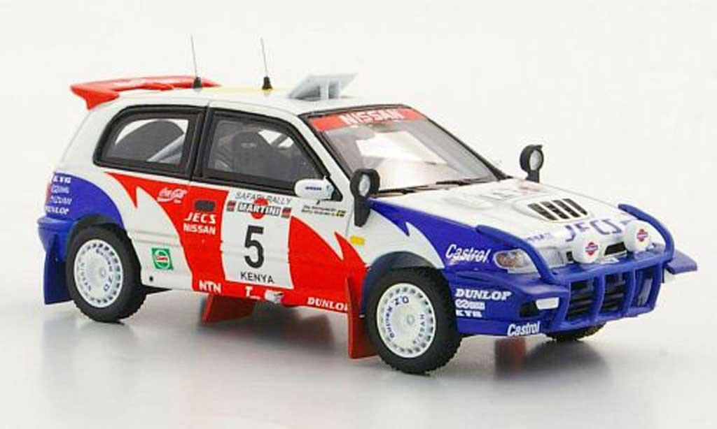 Nissan Pulsar 1/43 Provence Moulage GTI-R No.5 S.Blomqvist / B.Melander Safari Rally 1991 diecast