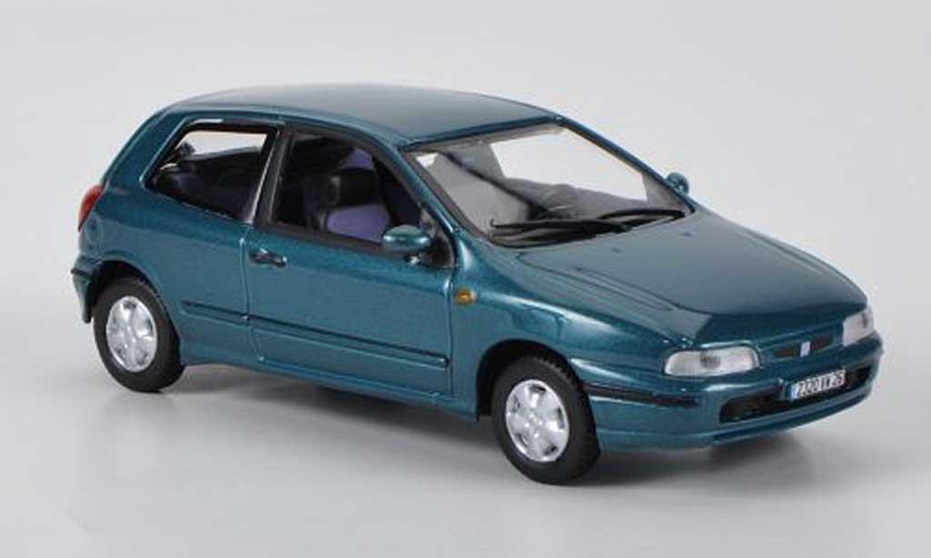 Fiat Bravo 1/43 Norev verte 1995 miniature