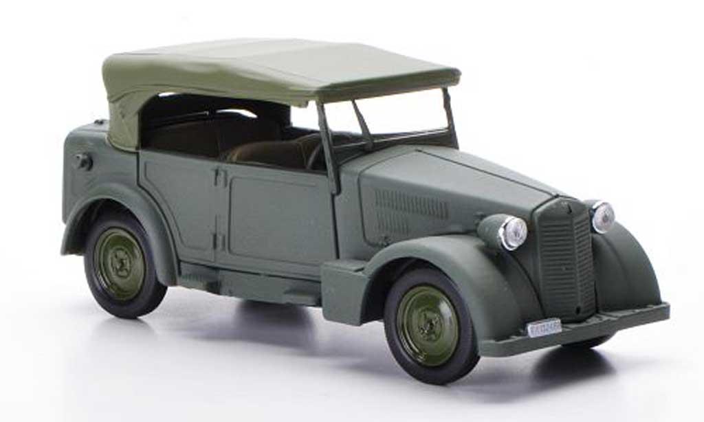 Fiat 508 1/43 Norev Militare matt oliv miniature