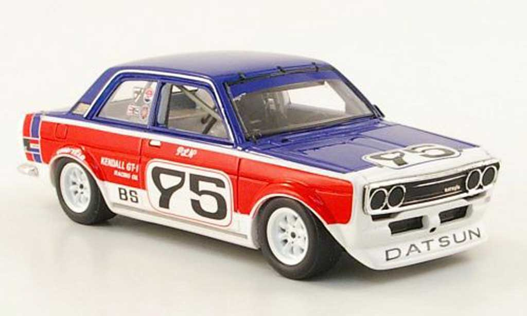 Datsun 510 1/43 TrueScale Miniatures No.75 Bob Sharp Racing 1974