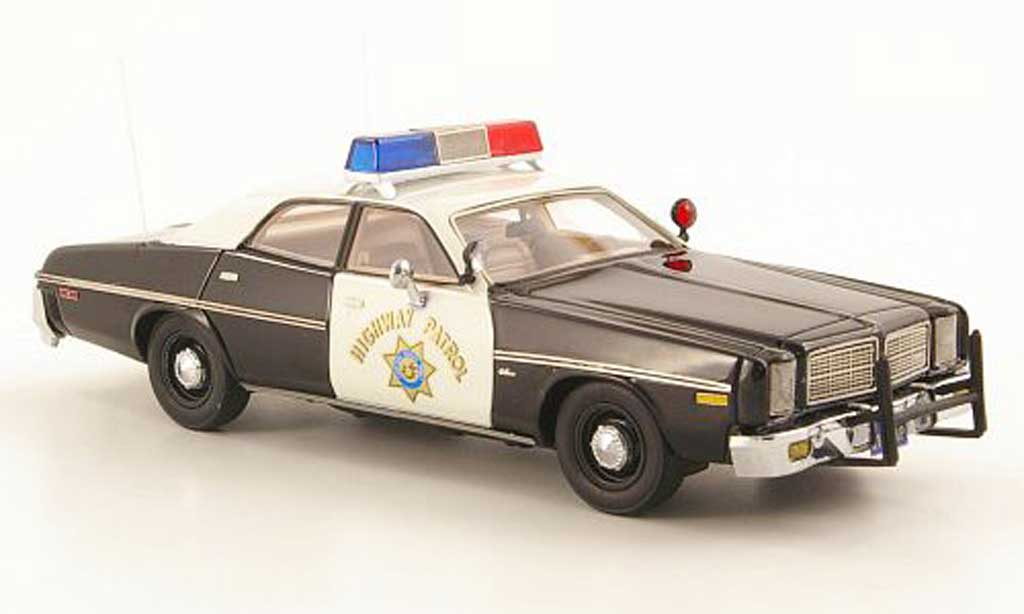 Dodge Monaco 1978 1/43 Neo California Highway Patrol Polizei (US) 1978 diecast