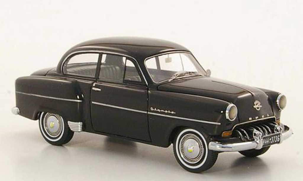 Opel Olympia 1/43 Neo Limousine noire 1954 miniature