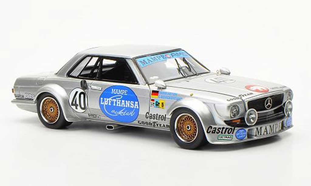 Mercedes 450 SLC 1/43 Neo No.40 AMG Mampe Heyer/Schickentanz 24h Le Mans 1978 miniature