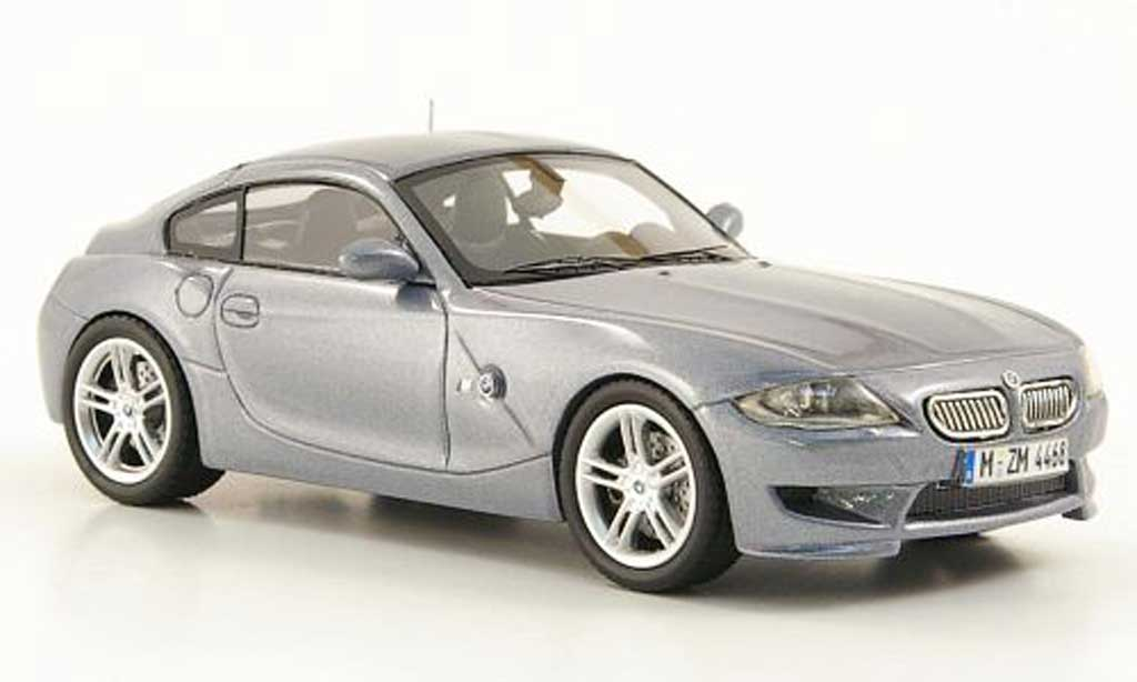 Bmw Z4 E89 1/43 Neo M Coupe gray limited edition 2009 diecast
