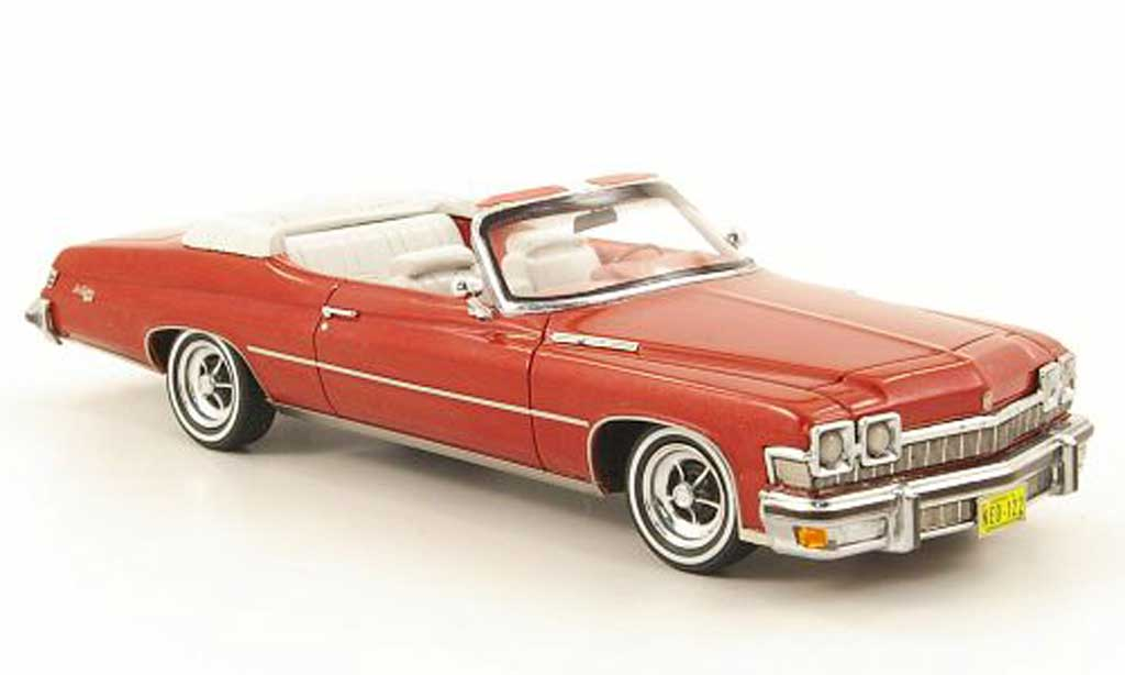 Buick Le Sabre 1/43 American Excellence Convertible rouge lim. Aufl. 500 1974 miniature