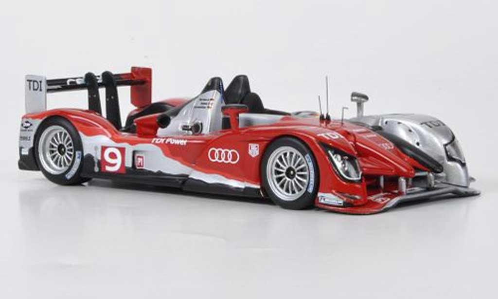 Audi R15 2010 1/43 IXO TDl No.9 Sport 24h Le Mans miniature