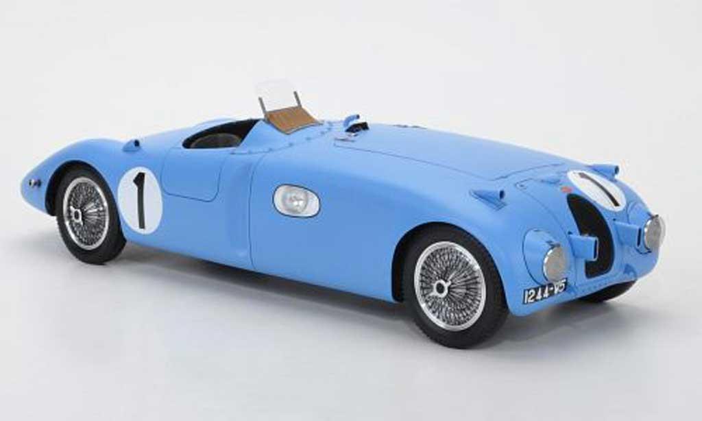 Bugatti 57 C 1/18 Spark No.1 J-P.Wimille/P.Veyron 24h Le Mans 1939