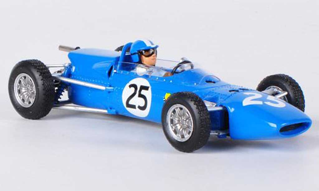 Matra MS1 1/43 Spark No.25 J.-P.Beltoise F3 GP Reims 1965 diecast model cars