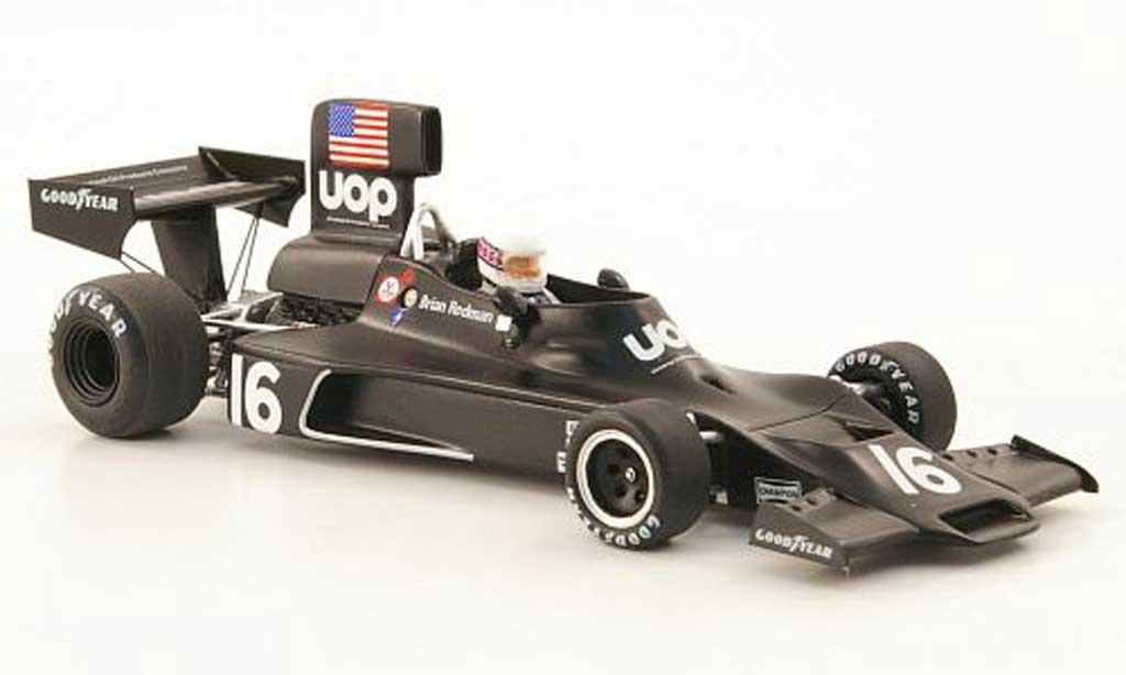 Shadow DN8 1974 1/43 Spark DN3 No.16 Uop B.Redman Monaco GP diecast model cars