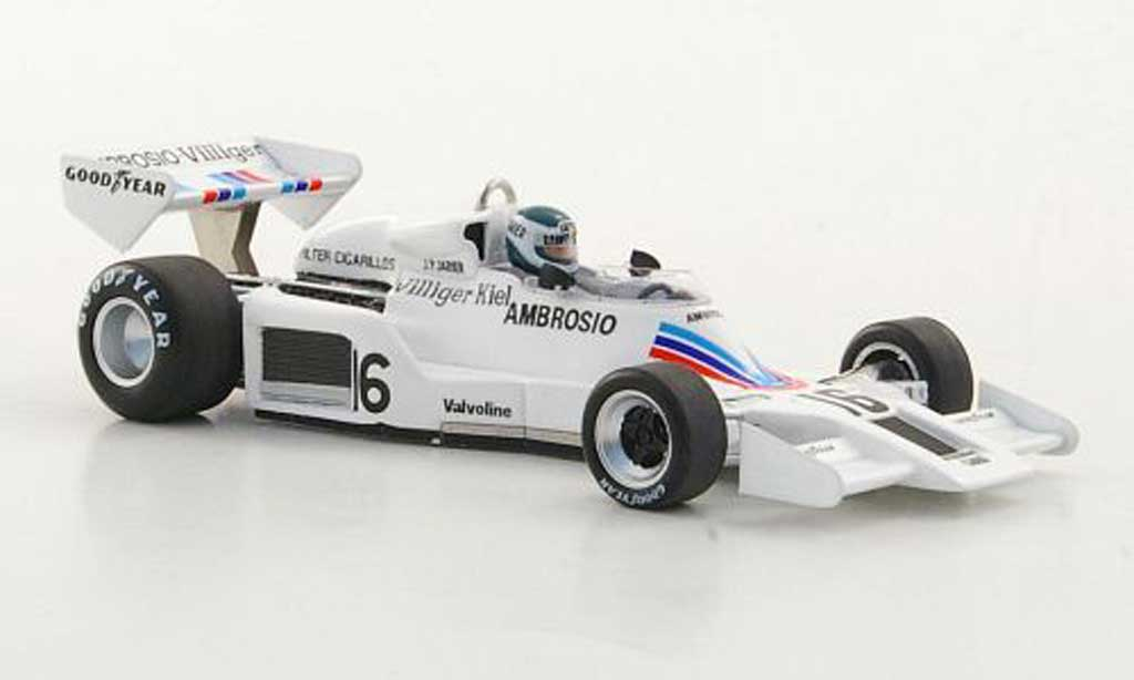 Shadow DN8 1977 1/43 Spark No.16 Ambrosio J-P.Jarier GP USA Ost miniature