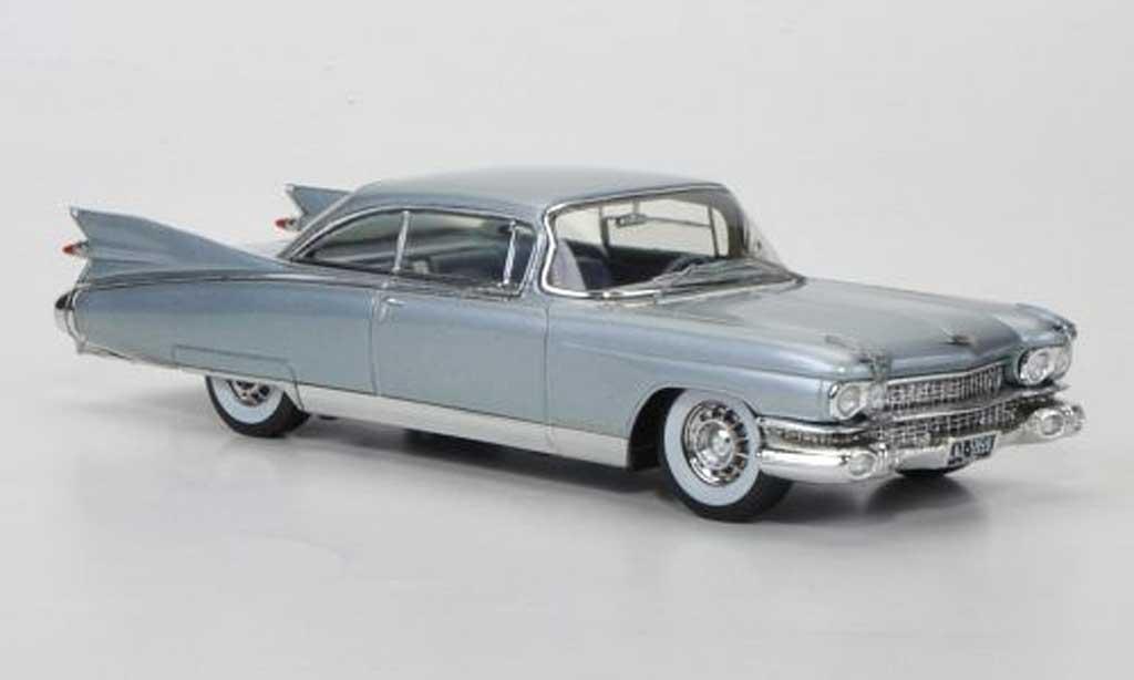 Cadillac Eldorado 1/43 Spark Seville 2-portes Hardtop Coupe grey grey 1959 diecast model cars