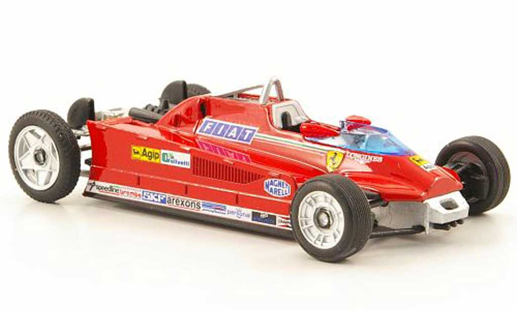 Ferrari 126 1981 1/43 Brumm CK Turbo Ersatzauto Transportversion diecast