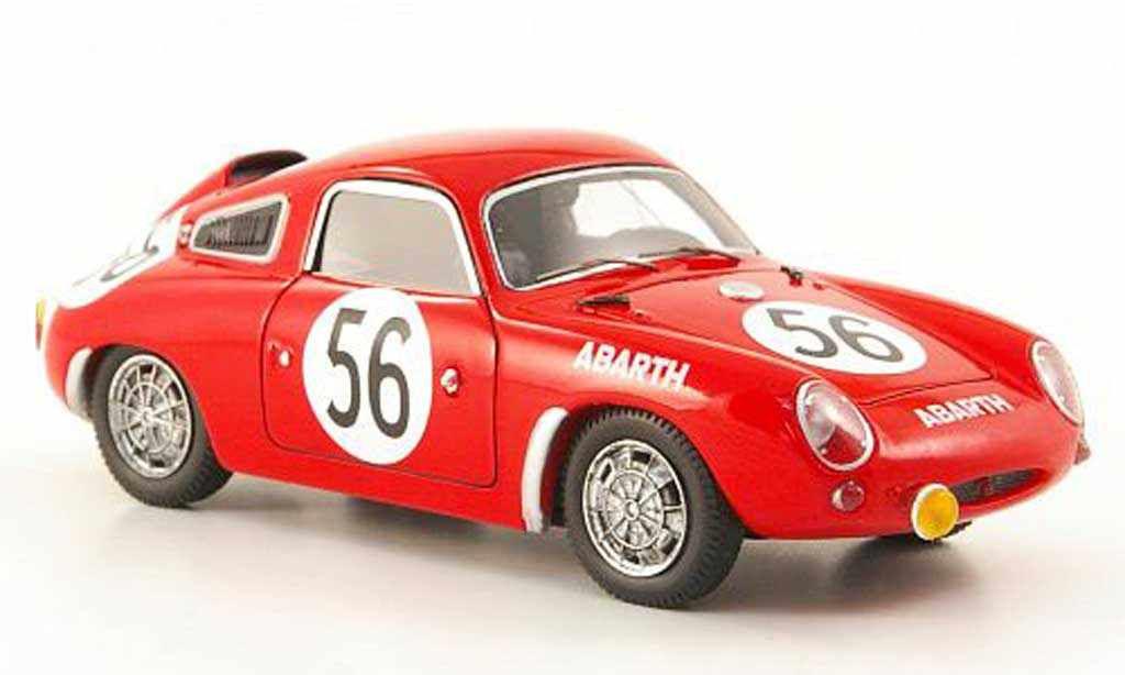 Abarth 700 S 1/43 Spark S No.56 24h Le Mans G.Sala / G.Rigamonti 1961 miniature