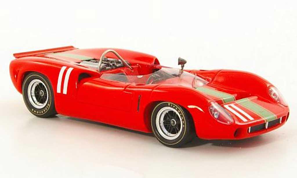 Lola T70 1966 1/43 Spark MK1 No.11 J.Surtees Players 200 Mosport miniature