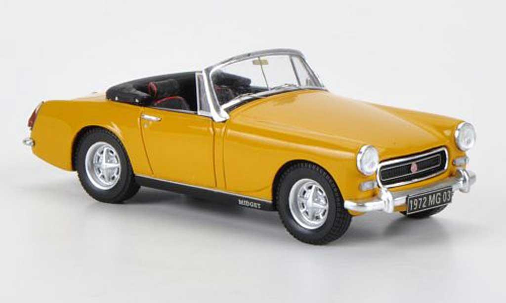 Mg Midget 1972 1 43 Spark Mk Iii Yellow