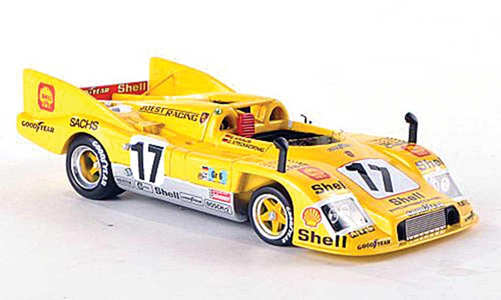 Porsche 908 1976 1/43 Spark No.17 S Joest Racing 24h Le Mans E.Kraus/G.Steckkoenig miniature