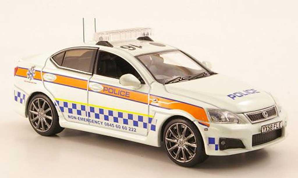 Lexus IS 1/43 J Collection F Humberside Police englische Polizei 2009 diecast model cars