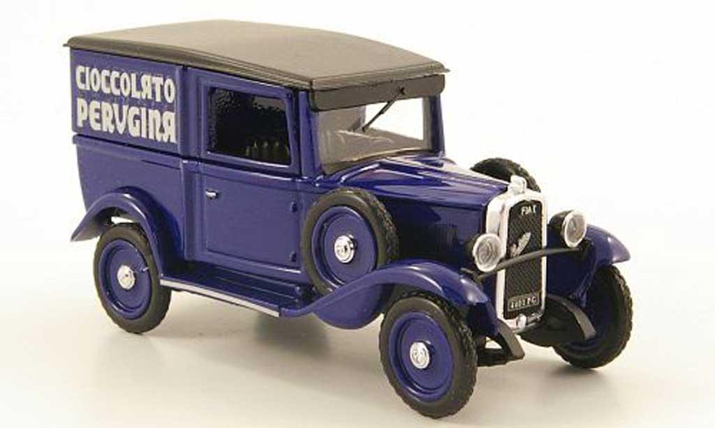 Fiat Balilla 1/43 Rio Cioccolato Perugina Lieferwagen 1932 diecast model cars