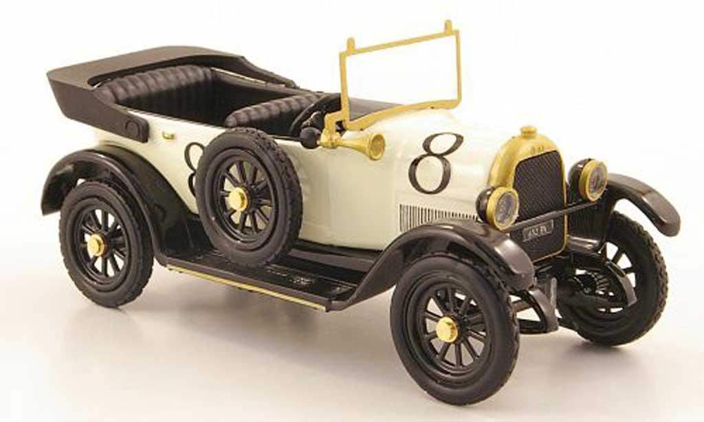 Fiat 501 1/43 Rio No.8 Paris-Monte-Pellegrino 1926 coche miniatura
