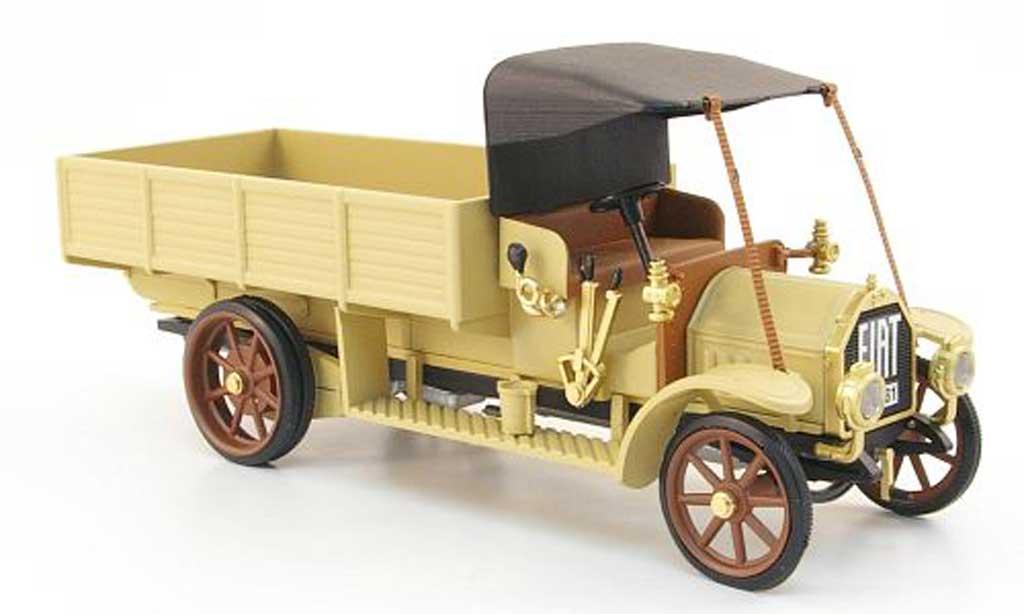 Fiat 18 1/43 Rio BL beige 1914 coche miniatura