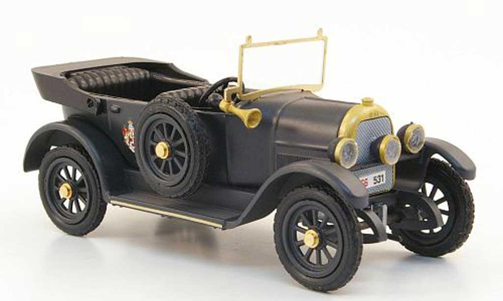 Fiat 501 1/43 Rio S Saetta del RE 1915 coche miniatura