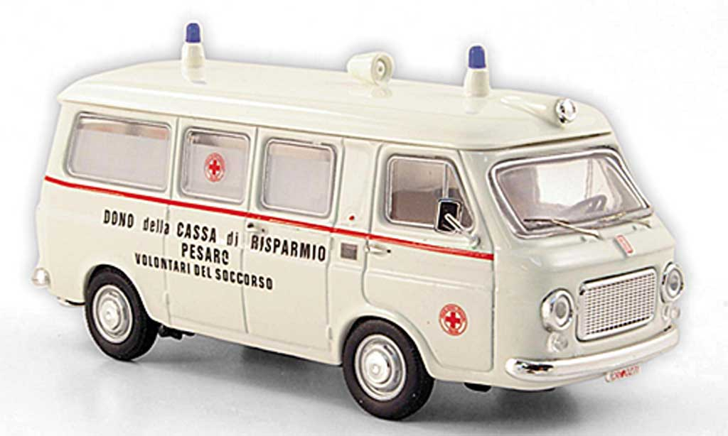 Fiat 238 1/43 Rio Ambulanz Pesaro  1969 diecast
