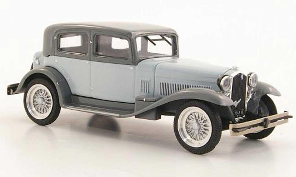 Alfa Romeo 1750 1/43 Rio grise/grise 1932 miniature