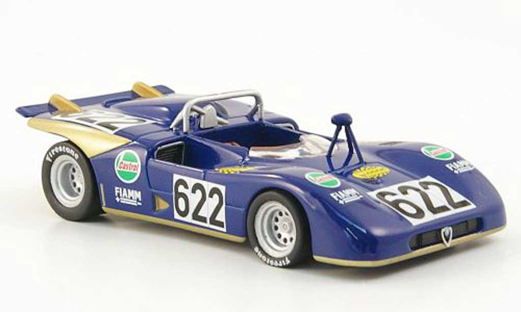 Alfa Romeo 33.3 1971 1/43 M4 No.622 Coppa Carougeti miniature