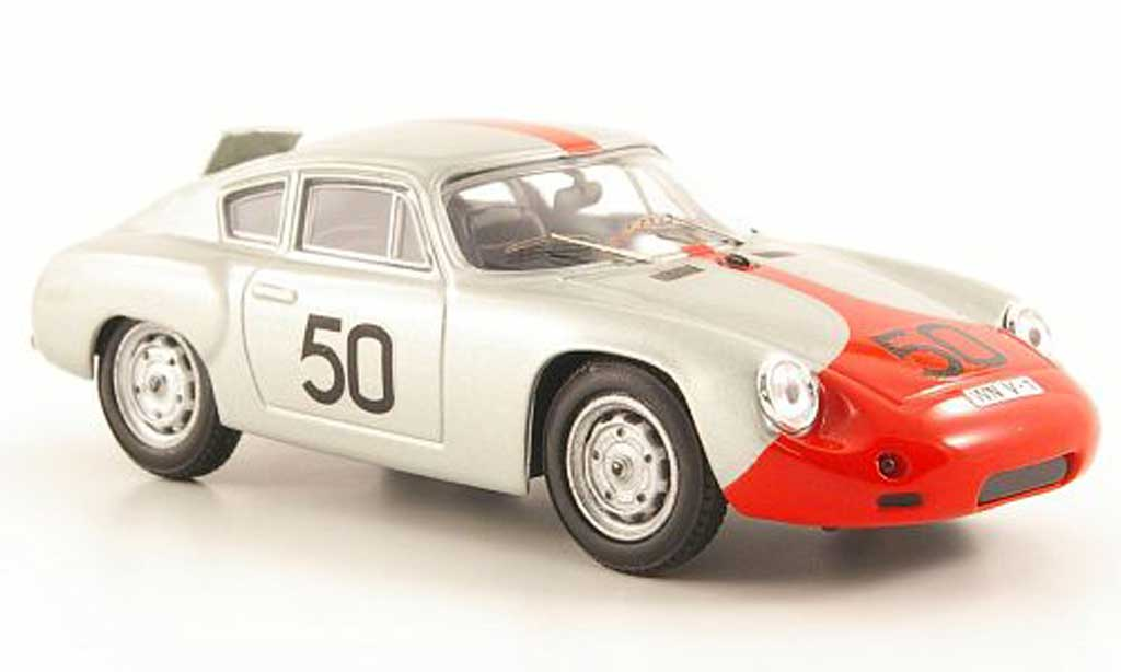 Porsche Abarth 1/43 Best No.50 Targa Florio 1962 miniatura