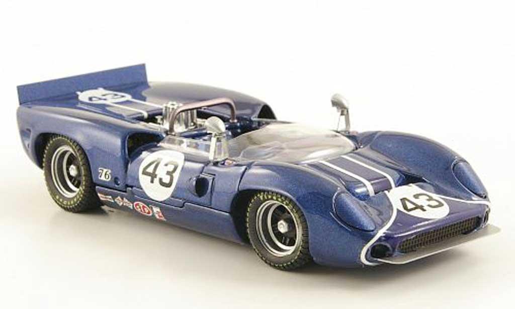 Lola T70 1966 1/43 Best Spyder No.46 Riverside coche miniatura