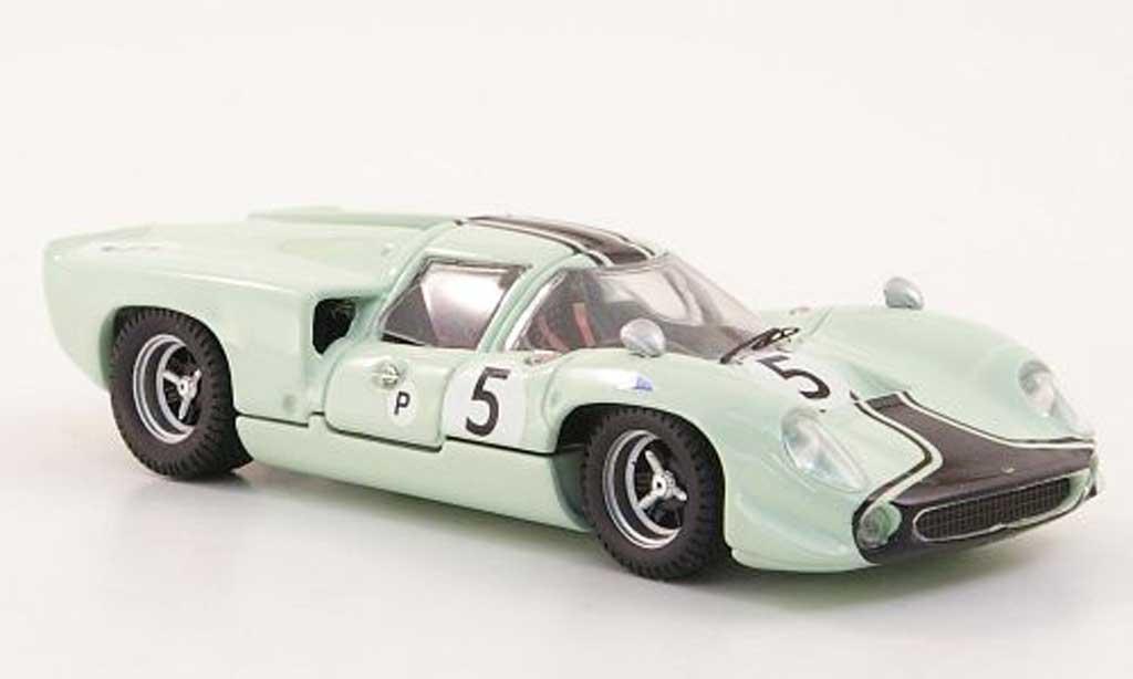 Lola T70 1967 1/43 Best Coupe No.5 Brands Hatch miniature