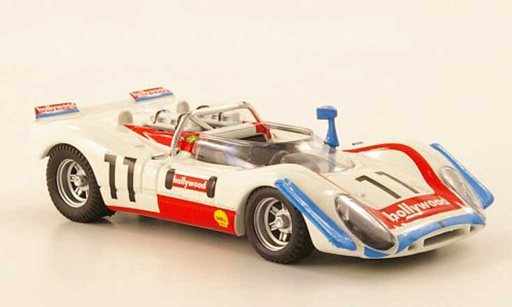 Porsche 908 1971 1/43 Best No.11 Hollywood L.Pereira/Bueno Rio Grande miniature