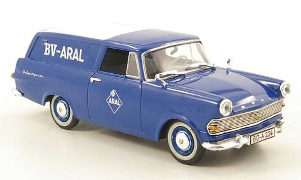 Opel Rekord 1/43 Starline P2 Caravan BV - Aral 1960 miniature