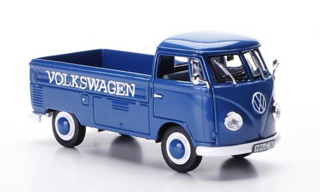 Volkswagen T1 1/43 Norev b Transporter Pritsche 1958 modellautos