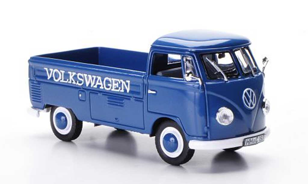 Volkswagen T1 1/43 Norev b Transporter Pritsche 1958 miniature