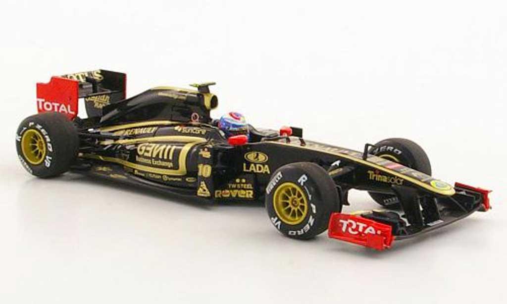 Renault F1 2011 1/43 Minichamps Lotus GP R31 No.10 V.Petrov GP Australien miniature