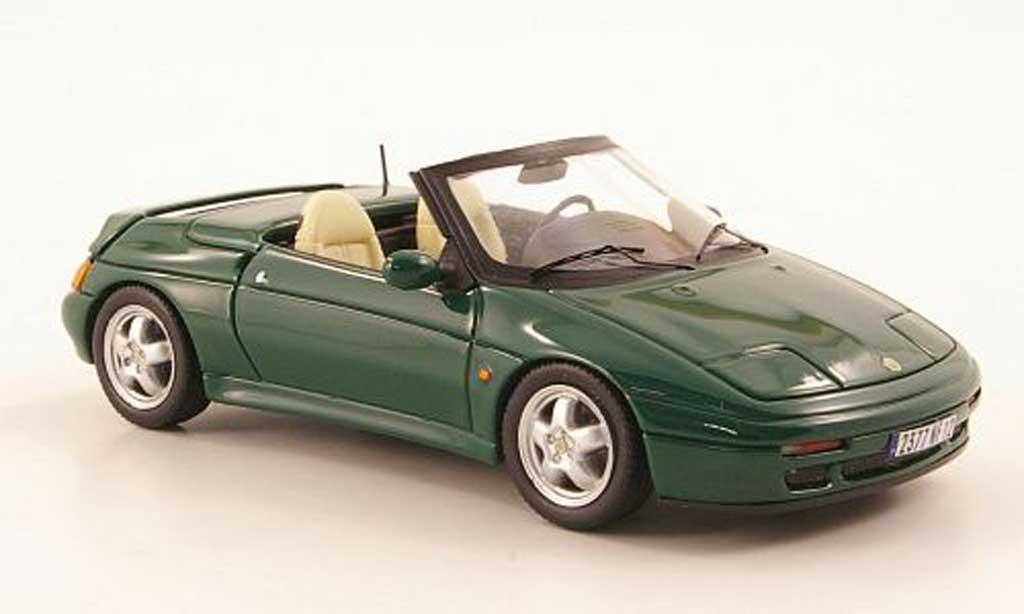 Lotus Elan 1/43 Premium X S2 (M100) grun 1994 diecast model cars