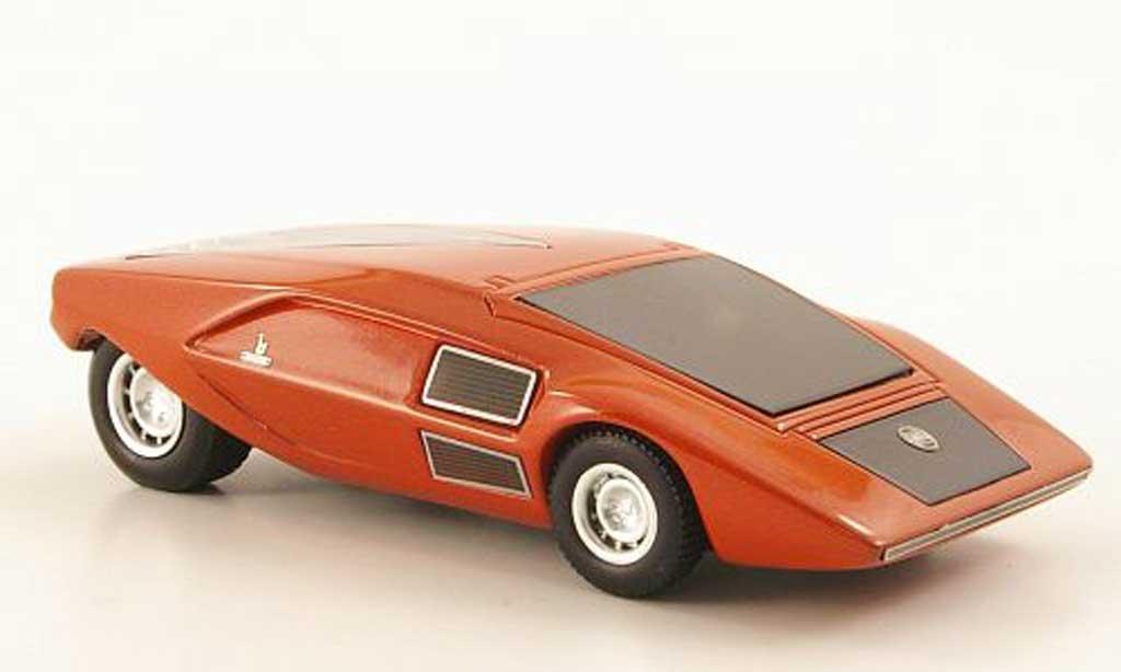 Lancia Stratos Prototype 1/43 Premium X kupfer 1971 miniature