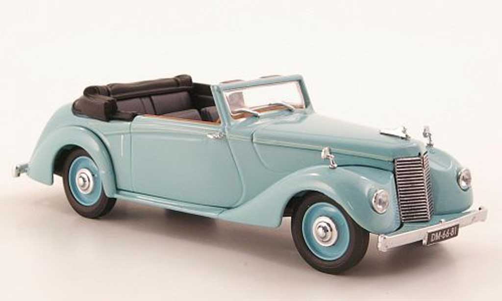 Armstrong Siddeley Hurricane 1/43 Oxford turquoise offen miniature
