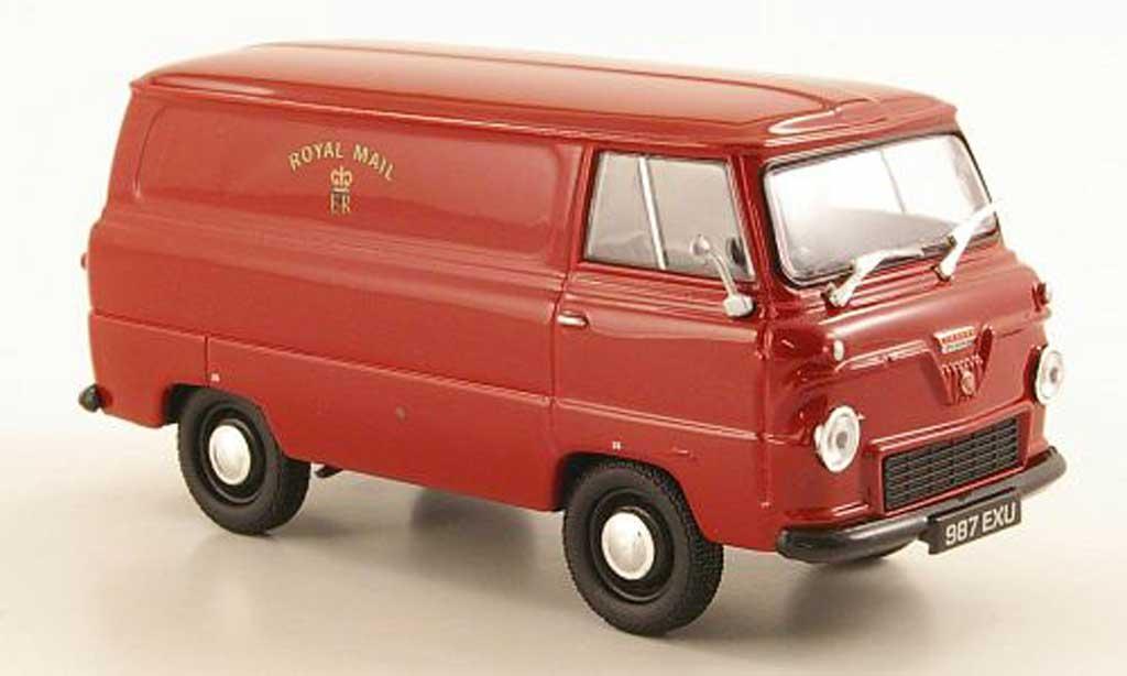 Ford 400E 1/43 Oxford Thames Van Royal Mail RHD miniature