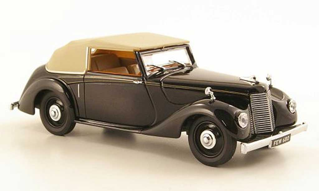 Armstrong Siddeley Hurricane 1/43 Oxford noire RHD miniature