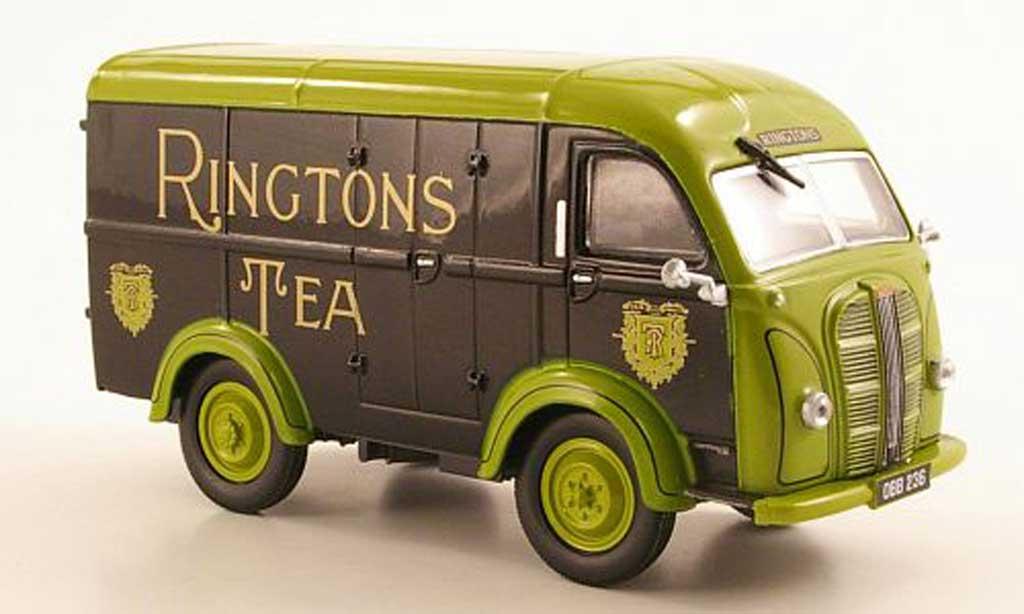 Austin K8 1/43 Oxford Van Ringtons Tea RHD miniature
