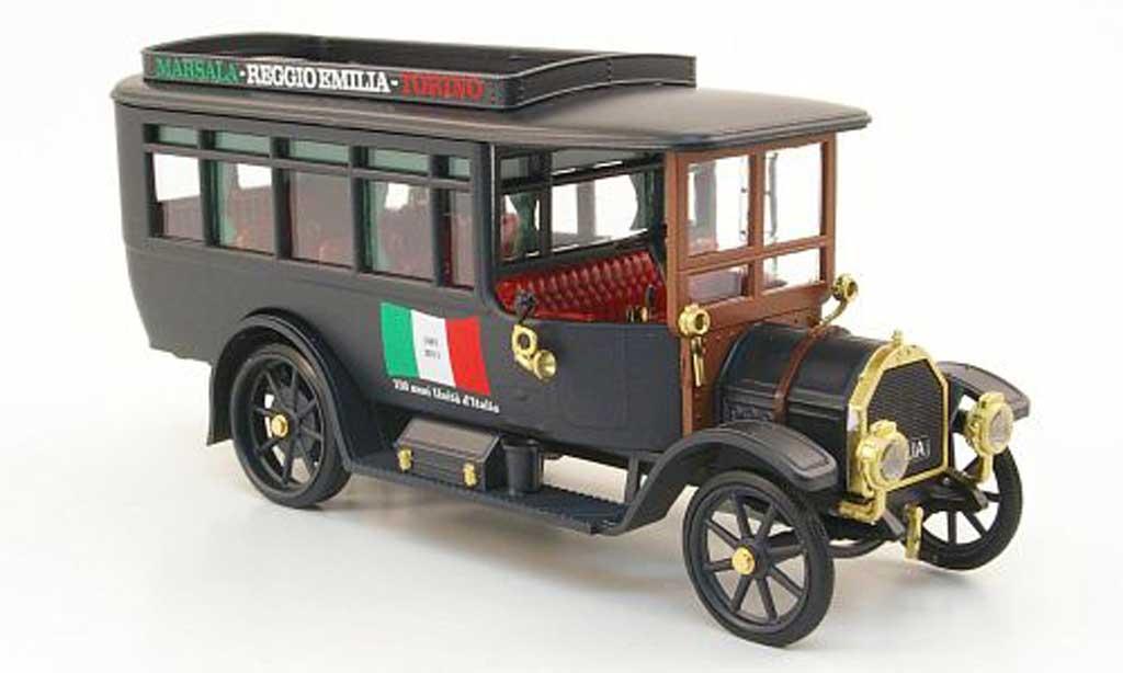 Fiat 18 1/43 Rio BL Autobus Marsala - Reggio Emilia - D Italia coche miniatura