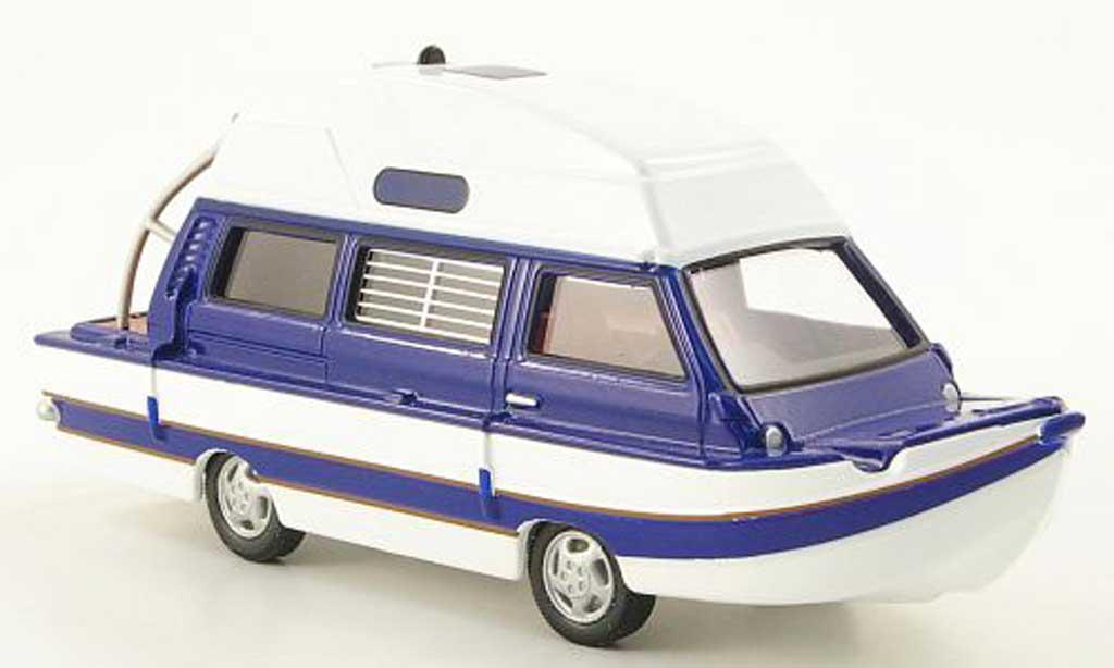 Volkswagen T3 1/43 Oxford Camper Dampervan Bootsumbau Top Gear miniature