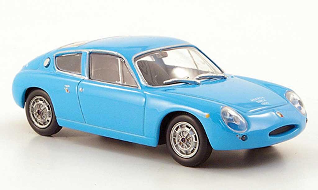 Abarth 1300 Simca GT 1/43 Hachette bleu 1962