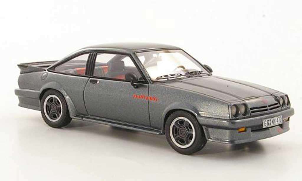Opel Manta B 1/43 Neo GSi grise 1986 miniature