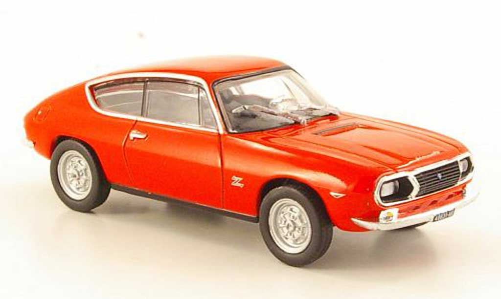 Lancia Fulvia 1968 1/43 Starline Sport 1.3 S rouge miniature