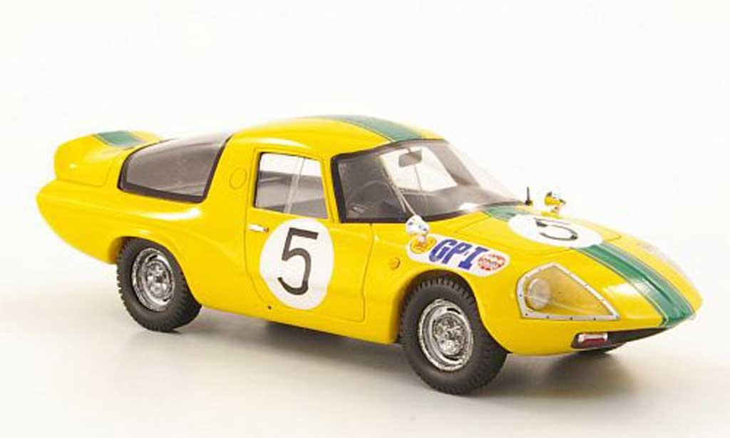 Daihatsu P3 1/43 Ebbro No.5 GP Japan 1966 modellautos